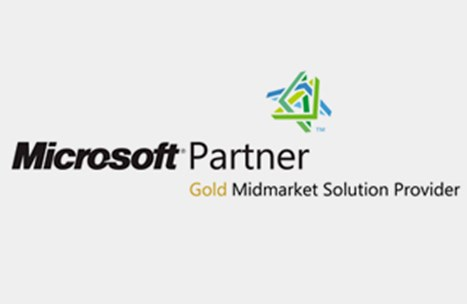 Microsoft GOLD Midmarket Solution Provider